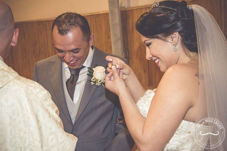 Momentos divertidos boda   Reportaje boda   Matrimonio   Parejas   Enlace   Anillos