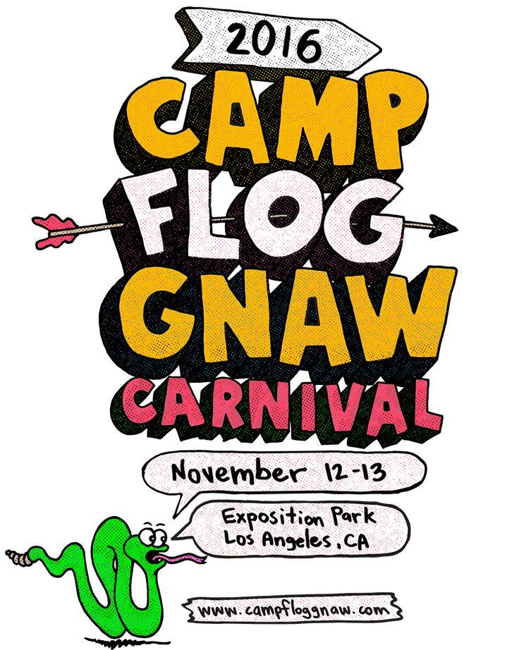 2016 CAMP FLOG GNAW CARNIVAL