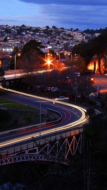 ♥ Kings Bridge, Launceston ,Tasmania