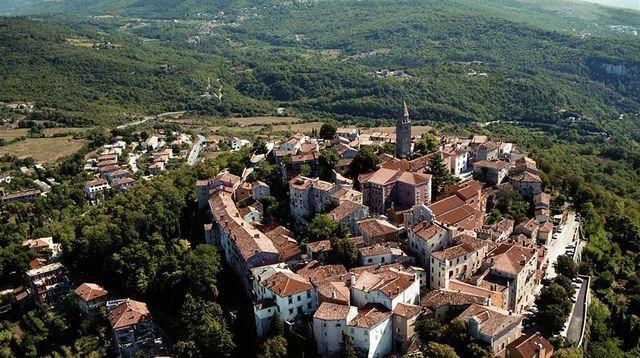 L'Istrie, la Toscane croate