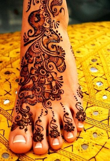henna is so pretty!