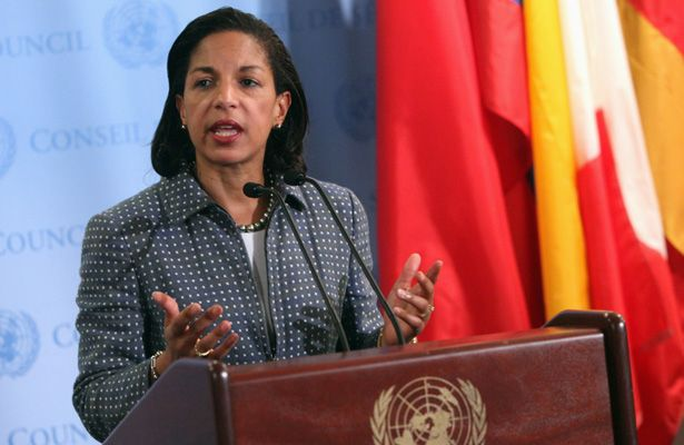 The controversial Africa policy of Susan Rice
