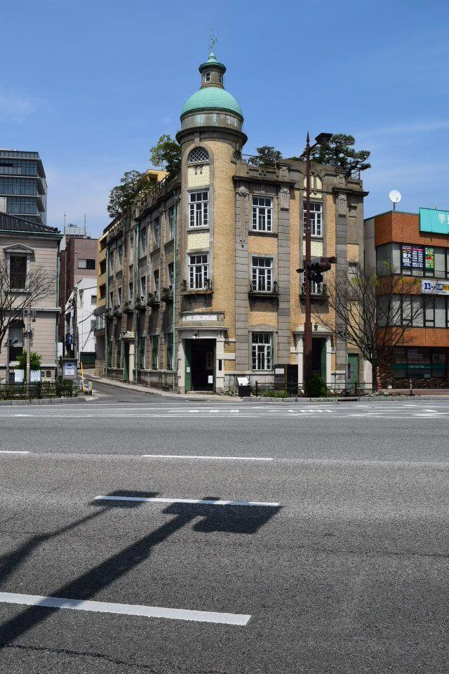 山口県下関市の旧秋田商会ビル(大正モダン建築探訪) : 関根要太郎研究室@はこだて