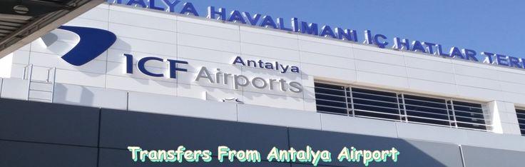 Airport Transfer from/to Antalya-Antalya and Gazipasa Airport Transfers side belek aida avsallar alanya mahmutlar. Antalya holiday transfers to Side,Kemer,Kumkoy,Sorgun