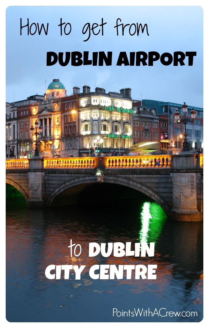 If you're heading to Dublin Ireland, here are my best travel tips to get from the airport to the city centre.  Buses, taxi and every other way to get downtown