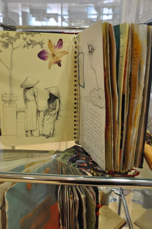 beautiful! sketchbook by Stephanie Ledoux