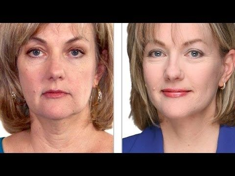 Face Exercises To Lift Sagging Cheeks: Facial Yoga For The Toning Of Chubby Cheeks - YouTube