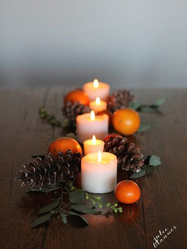 12 Easy Thanksgiving Decoration Ideas