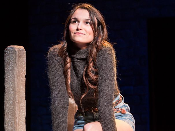 Samantha Barks on Keeping Cool in Front of Jason Robert Brown, Not Dissing Russell Crowe & Starring in London's The Last Five Years