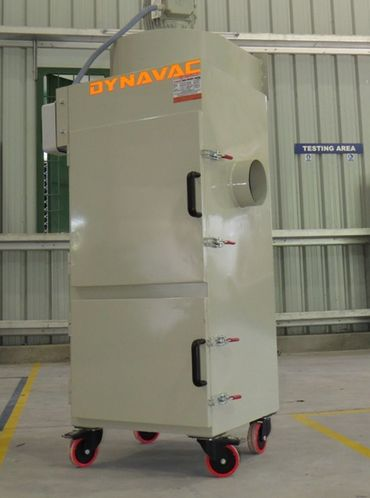 Dynavac® has an extensive line of portable dust collectors to match your production requirements. Our portable dust collectors can be used in applications where a fixed station is not required. We offer multiple filter options, including: bag filter / cartridge filter. http://www.dynavac.in/dust-collectors/portable-dust-collectors/