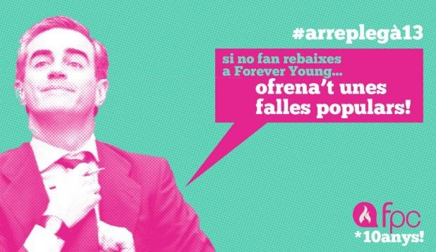 """#FALLES #POPULARS #COMBATIVES #VALENCIA #ARREPLEGA #PPCC #CROWDFUNDING #VERKAMI - Vicente Rambla amb les Falles Populars i Combatives 2013. Ja està ací L'ARREPLEGÀ de les #FPC13! Ni loteria de nadal, ni loteria del """"niño""""! Crowdfunding, que sempre toca!  +INFO: http://fallespopulars.org i https://facebook.com/fallespopularsicombatives  Campaña crowdfunding verkami www.verkami.com/projects/4128"""