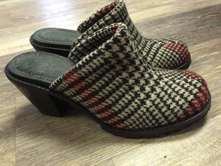 Woolrich Miss Lucy Women Mules Clogs Shoes #Woolrich #Mules #Casual
