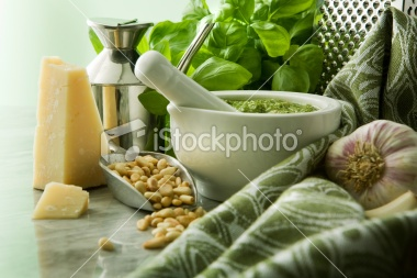 Italian Stills: Pesto | Stock Photo | iStock