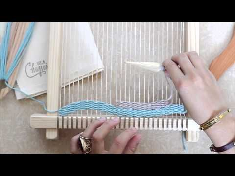 ▶ HOW TO USE TAPESTRY BOBBINS - YouTube