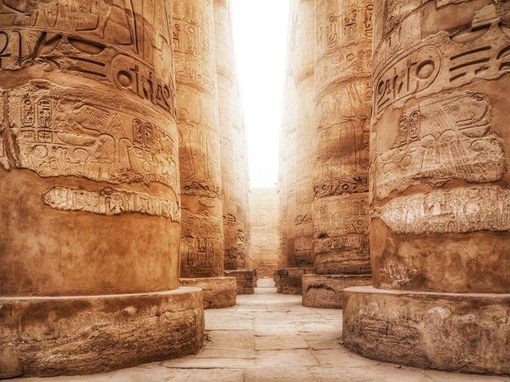 Thèbes, Égypte