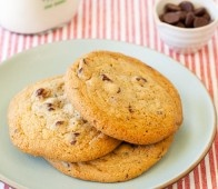 All-American Chocolate Chip Oatmeal Cookies from contributing food ...