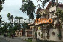 Dijual rumah lt. 20x25 m , lb 300 m di komp dprd TK I Krakatau ujung Medan, lokasi strategis , perdagangan dan bisnis