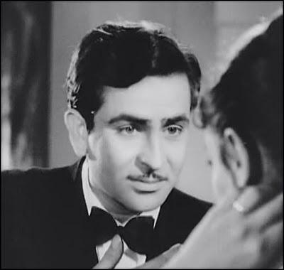 Raj Kapoor--His granddaughter Kareena has his eyes.