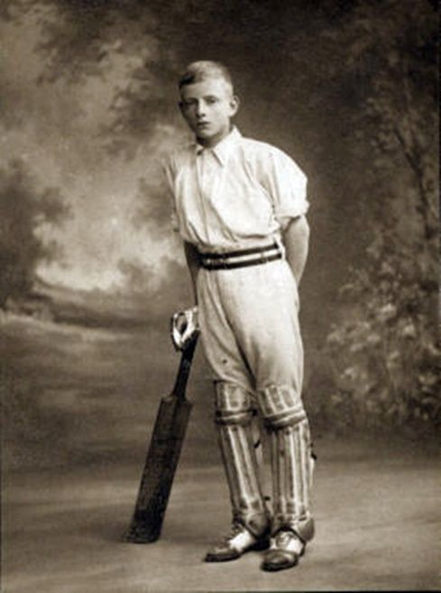A.E.J. Collins, was an English cricketer and soldier. He is most famous for achieving the highest-ever recorded score in cricket: as a 13-year-old schoolboy, he scored 628 not out over four afternoons in June 1899.   Collins' record-making innings drew a large crowd and increasing media interest; spectators at the Old Cliftonian match in Bristol, being played nearby were drawn away to watch the junior school house cricket match in which Collins was playing.