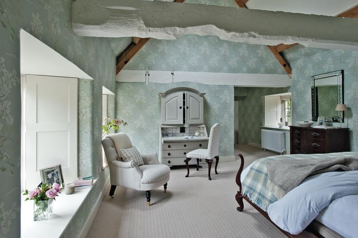 Dorset Manor House by Sims Hilditch Interior Design