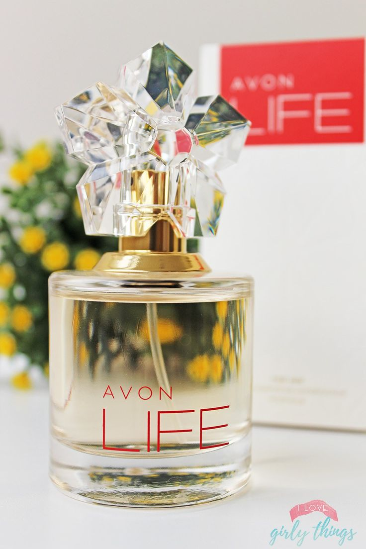 Review I Love Girly Things: AVON Life