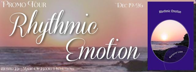 Tome Tender: RHYTHMIC EMOTION  by Margaret Lowe Promo Tour