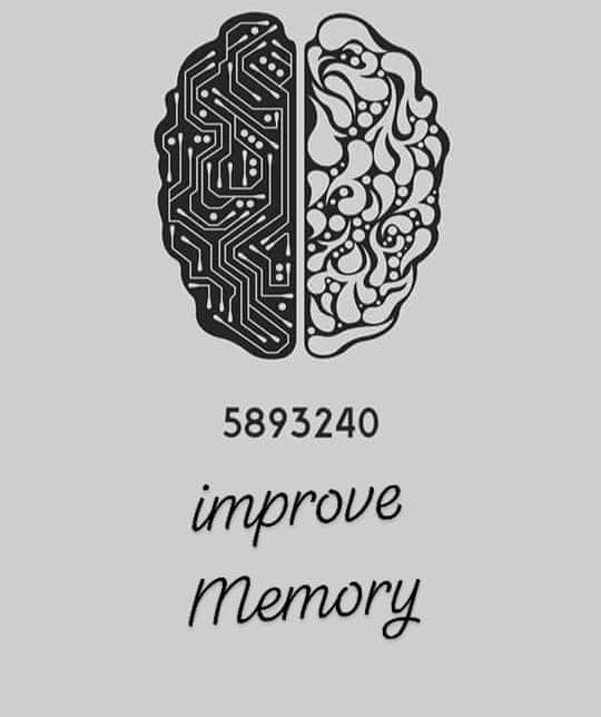 For mind | memory | Healing codes, Switch words, Magic words
