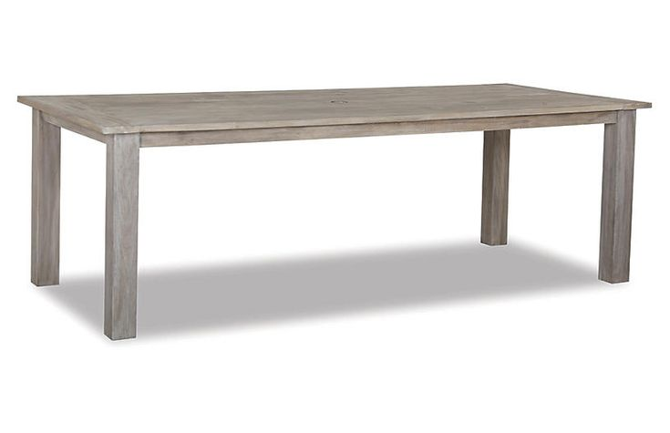 Shirley Dining Table - Greige - Sunset West