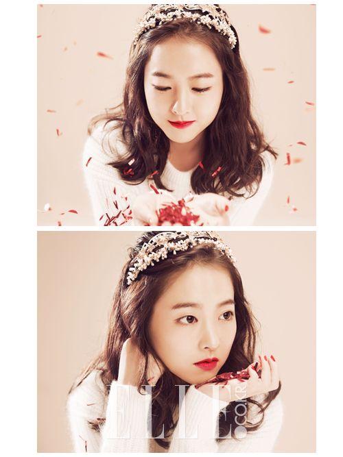 Elle, 2013.12, Park Bo Young