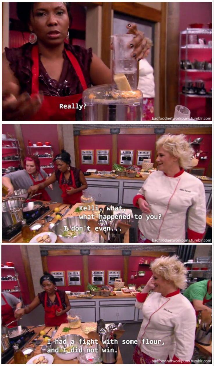 Worst Cooks in America ♀️