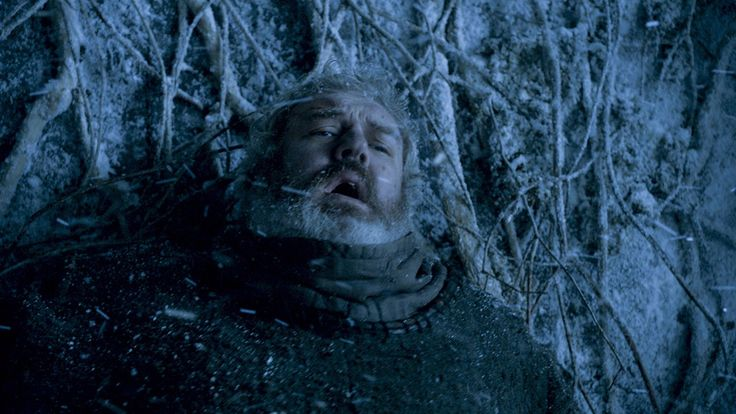 """Relive the most upsetting moment from season six, with an extra order of fries.    """"Chicken with fries, please!"""" doesn't quite have the same ring as """"hold the door,"""" but the food-forward phrase nevertheless haunts erstwhile Game of Thrones actor Kristian... #Commercial #Doors #Game #Hodor #Hold #KFC #Orders #Returns #Thrones"""