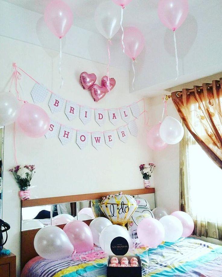 Dekorasi kamar ulang tahun romantis terbaru simple keren for Dekorasi kamar