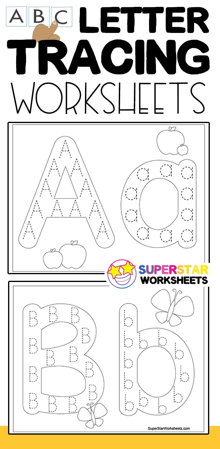 Letter Tracing Worksheets Free Letter Tracing Worksheets For Kids These Alphabet Tracing Workshe Tracing Letters Letter Tracing Worksheets Tracing Worksheets [ 1500 x 735 Pixel ]