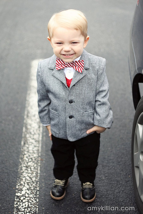 bow ties on little boys- love!!: