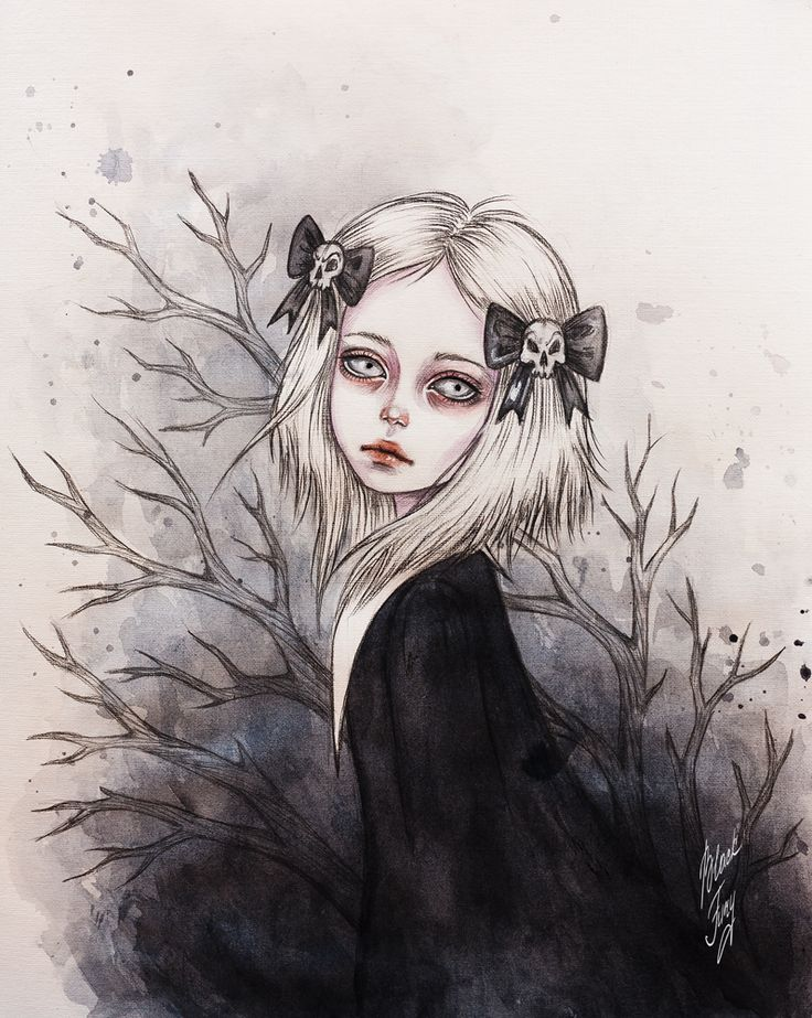Lenore by BlackFurya.deviantart.com on @DeviantArt