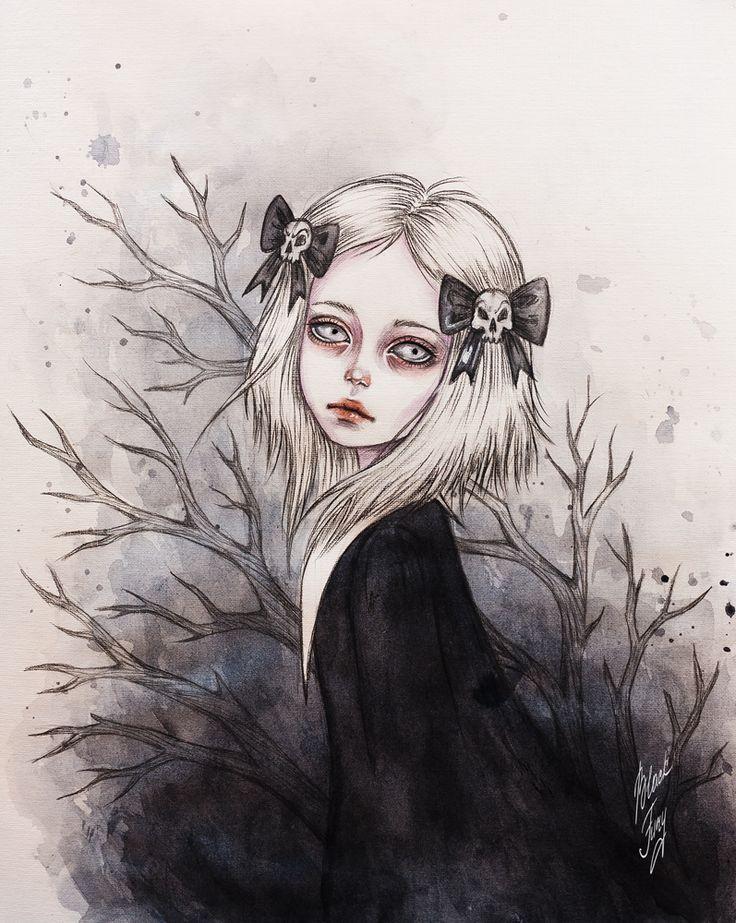 Lenore by BlackFurya.deviantart.com on @DeviantArt