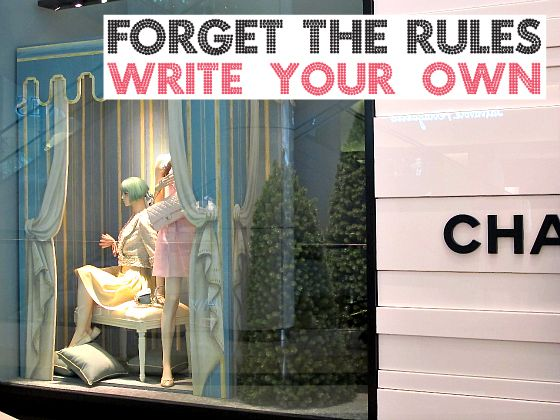 Unlock Your Style in 14 Days   Forget the rules. Write your own