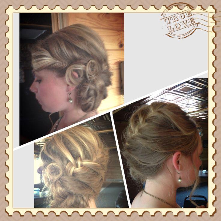 Wedding Hairstyles Junior Bridesmaids: 15 Best Junior Bridesmaid Hairstyles Images On Pinterest