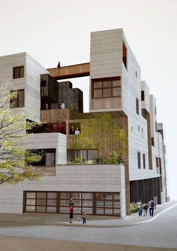 2   This New Apartment Building Trades Its Parking Spaces For Gardens   Co.Exist: World changing ideas and innovation