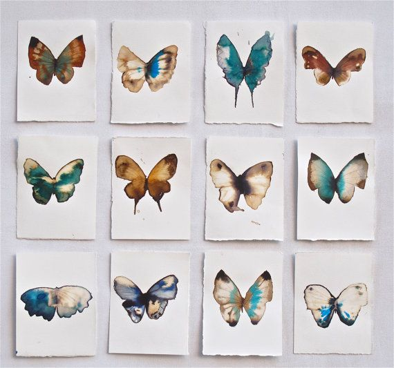 MULTIPLE PURCHASE COMMISSIONS 10 or more butterflies by AMOMA, £150.00