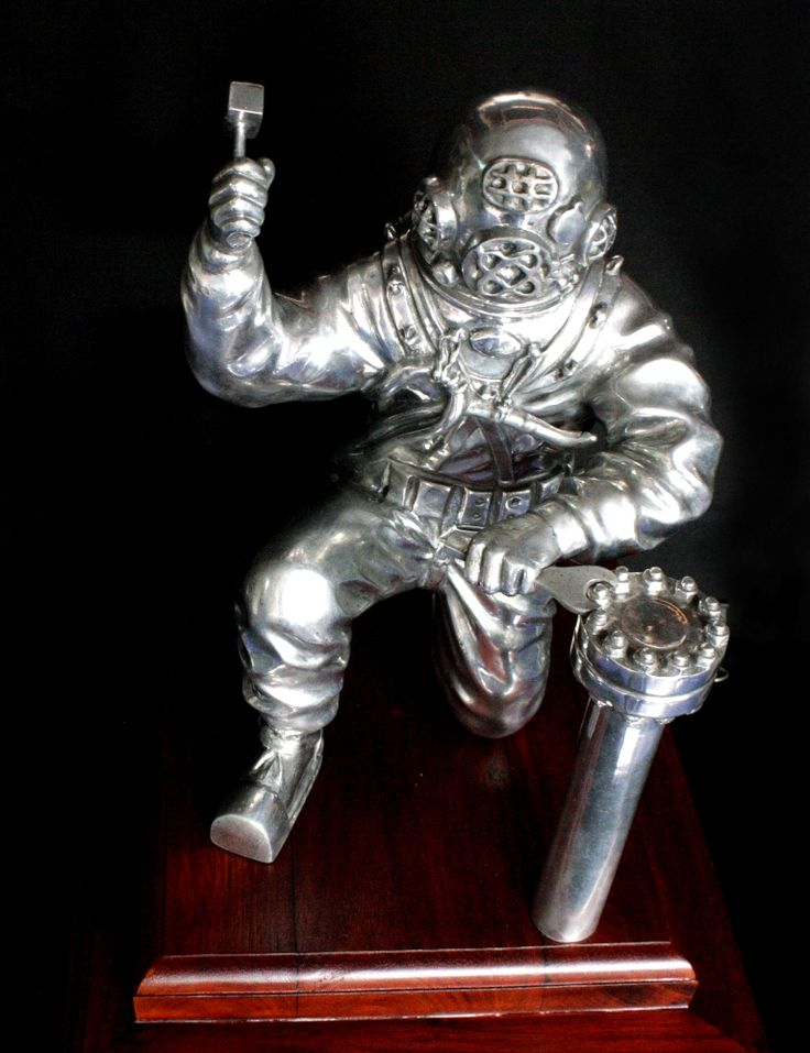 Mermaids Rock Divers Supplies... Lost Wax Castings... Commercial Diver and Flange...