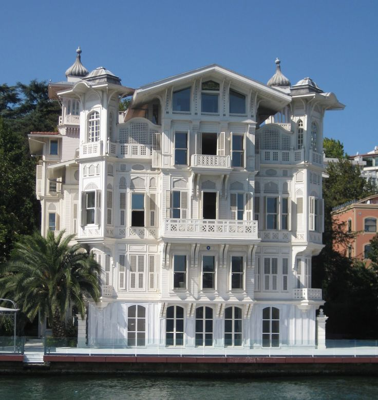 This House In The Bosphorus Where Was Played The Turkish