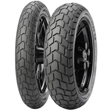 Pirelli MT 60-RS Adventure Motorcycle Tire - BikeBandit.com