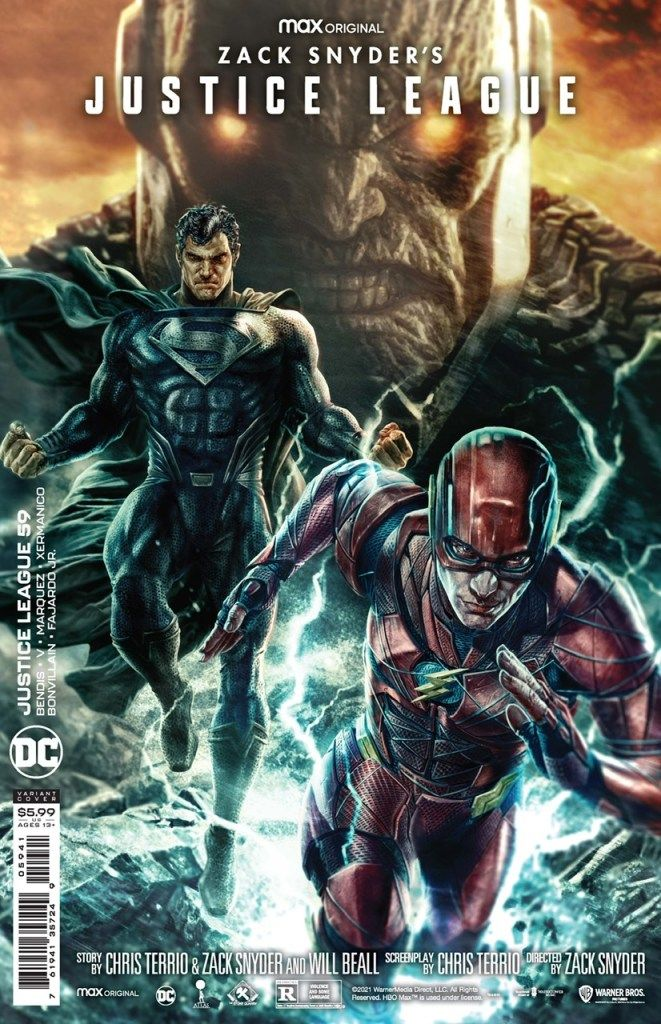 Justice League 59 Gets Zack Snyder S Justice League Variant Covers In 2021 Justice League Justice League Dark Justice League Unlimited