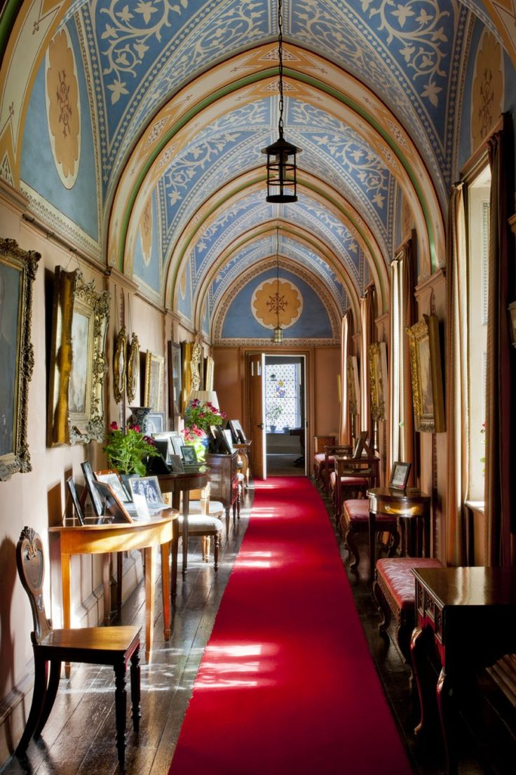 A tour of Hartland Abbey | Homes and Antiques