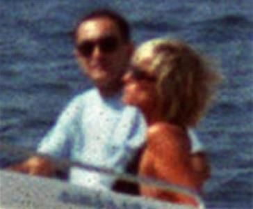 Dodi Fayed Autopsy Report | Princess Diana and Dodi al-Fayed cruise off the coast of Saint Tropez ...