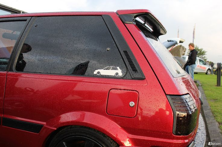 Toyota Starlet Ep71 Sport Turbo Intercooler 1985 Picture 7