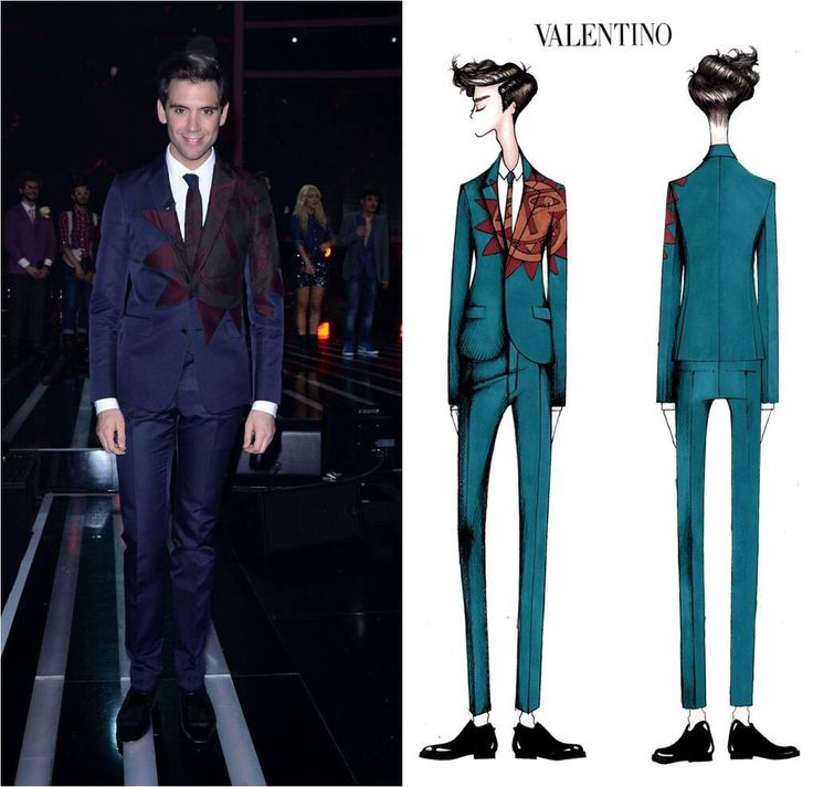 @MaisonValentino: We bet you never saw a sun on a suit! @mikasounds rocks a total look designed especially for him to @XFactor_Italia