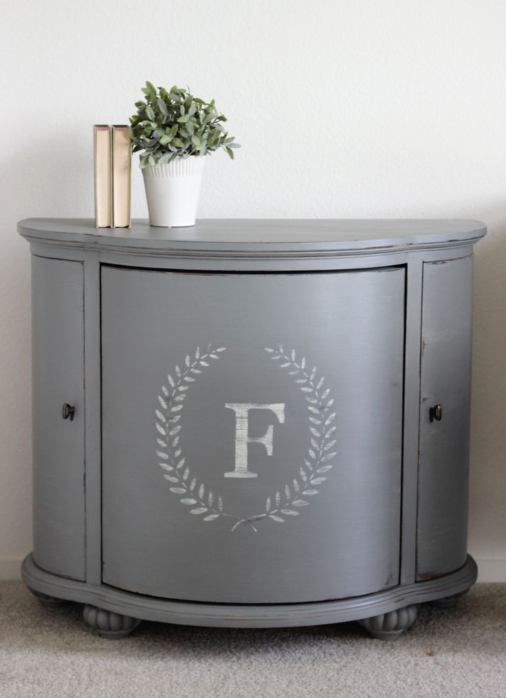 gray furniture paintBest 25 Gray chalk paint ideas on Pinterest  Annie sloan chalk