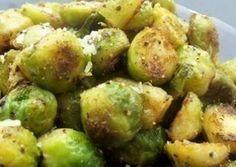 Coles de Bruselas con mantequilla y ajo - https://cookpad.com/eeuu/recetas/213822-coles-de-bruselas-a-la-mantequilla-de-ajo-y-queso-parmesano?ref=search